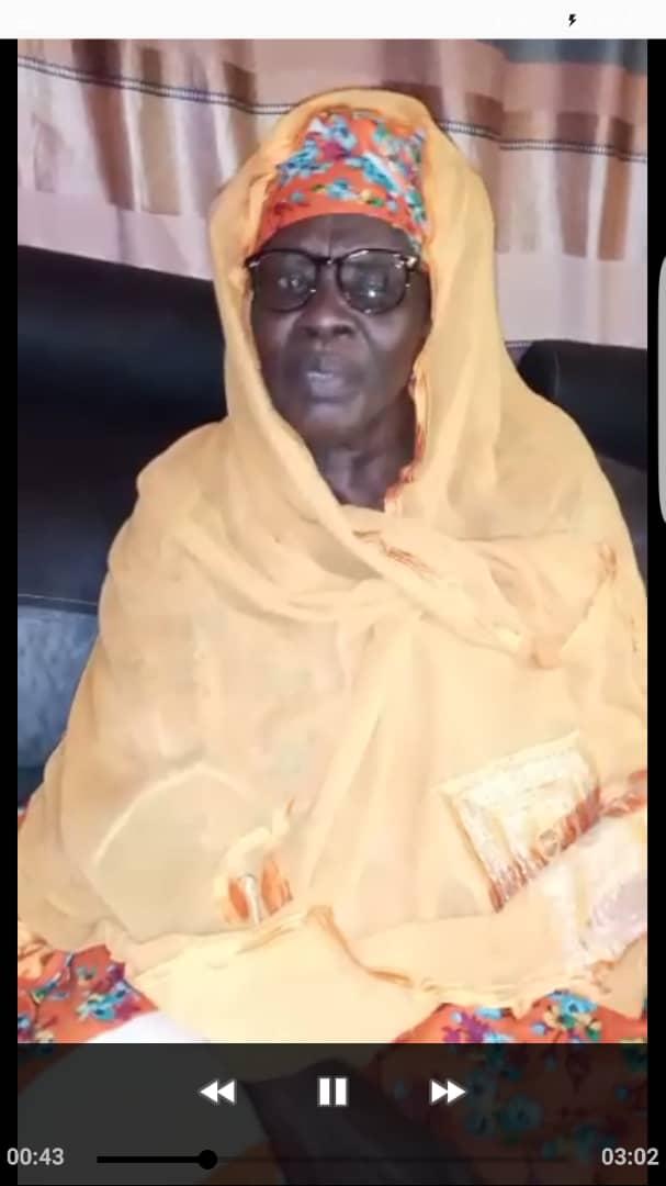 NÉCROLOGIE À TOUBA / Sokhna Tahiratou Diakhaté, première épouse de Serigne Cheikh Say Mbacké, a tiré sa révérence