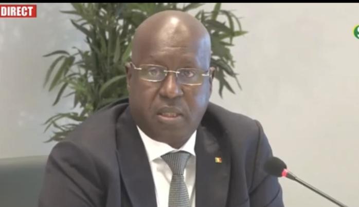 Rapport ARMP : Les précisions du Ministre de l'Environnement Abdou Karim Sall