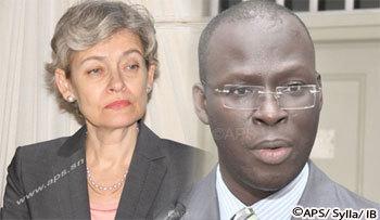 Irina Bokova salue le dynamisme et la maturité de la presse sénégalaise