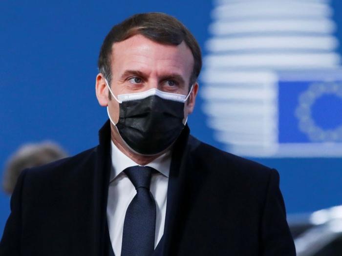 FRANCE : Le président de la république Emmanuel Macron testé positif au coronavirus.