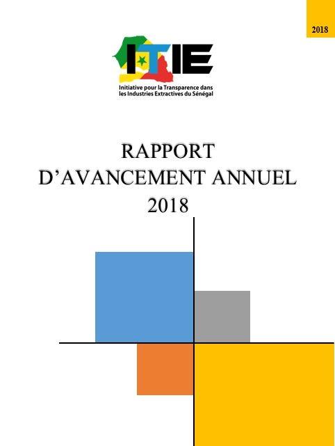 Rapport ITIE 2018 : «La contribution globale du secteur extractif au budget de l'État du Sénégal s'établit à 4,6% pour 2018»