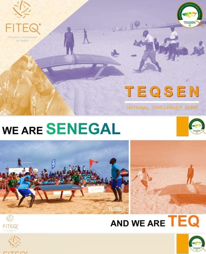 Teqball / National challenger série 2021 : Une tournée de 4 étapes pour détecter les meilleurs « Teqers » Sénégalais.