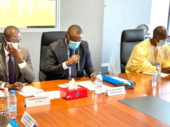 Diamniadio : Samba Ndiobène Ka préside la quatrième session du Comité de Pilotage unique des programmes nationaux (COPIL)