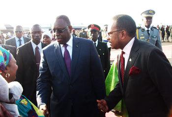 Macky Sall : ''Mon invitation témoigne de l'excellence des relations entre nos deux pays''