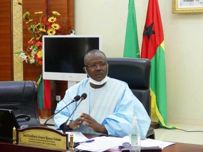 Guinée Bissau / Dissolution de l'Assemblée nationale : Le Madem et le PAIGC disent niet...