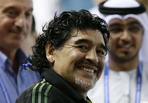 Diego Maradona: Le footballeur agrandit sa famille