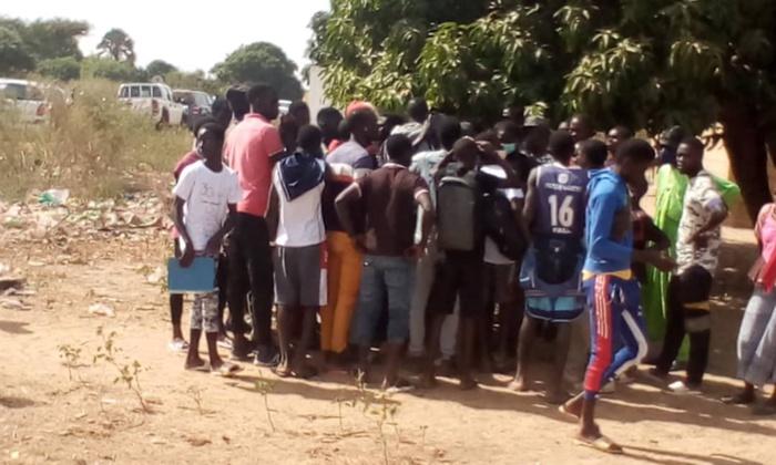 Urgent / Notto (Thiès) : Incendie à la mine de gaz de Gadiaga.