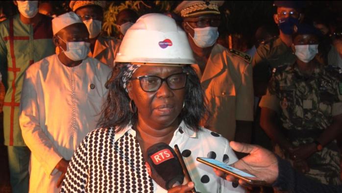 Incendie de Ngadiaga : « il n'y a pas de risque d'explosion… Ça va prendre quelques jours pour boucher le trou » (Ministre du Pétrole et des Énergies)