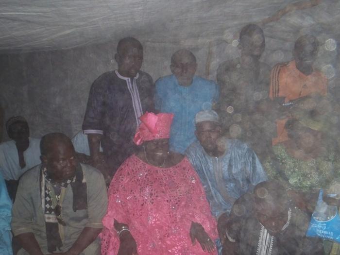 Koumpentoum : Week-end de lutte traditionnelle à Darou Salam Sine