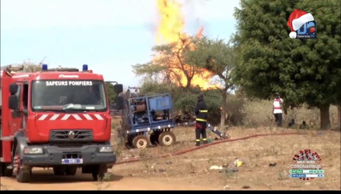 Exploitation de Gaz au Sénégal : FORTESA fait une production annuelle moyenne d'environ 20 millions Nm3.