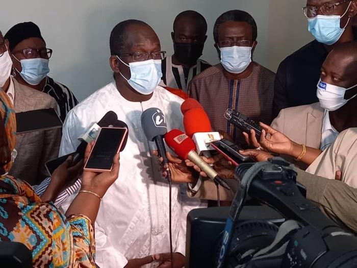 Coronavirus : «La deuxième vague est plus virulente» (Abdoulaye Diouf Sarr)