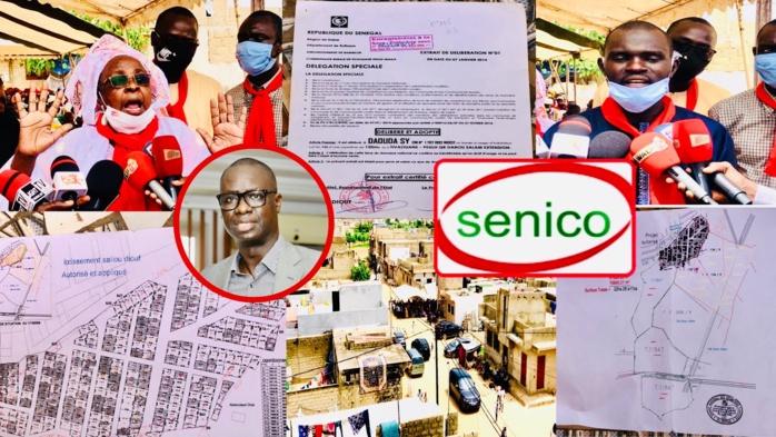 Litige foncier à la cité Darou Salam 2 : Éventuel dénouement de l'affaire opposant le PDG de Senico aux habitants.