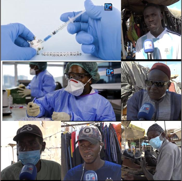 Vaccination contre la Covid au Sénégal : une enquête révèle l'opinion des sénégalais sur la question