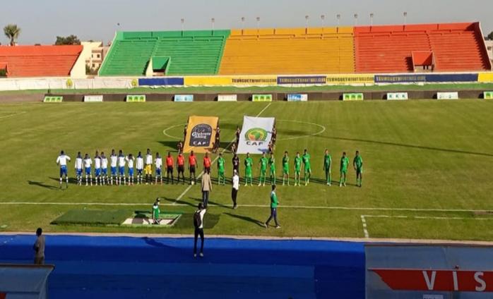 Préliminaires Ligue des Champions Africains : Teungueth FC concède le nul à domicile, face au Raja Casablanca.