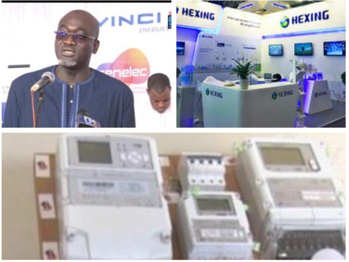 Compteurs intelligents : Malgré un premier désaveu de l'ARMP, Senelec octroie encore le marché à l'ancien fournisseur d'Akilee... Hexing