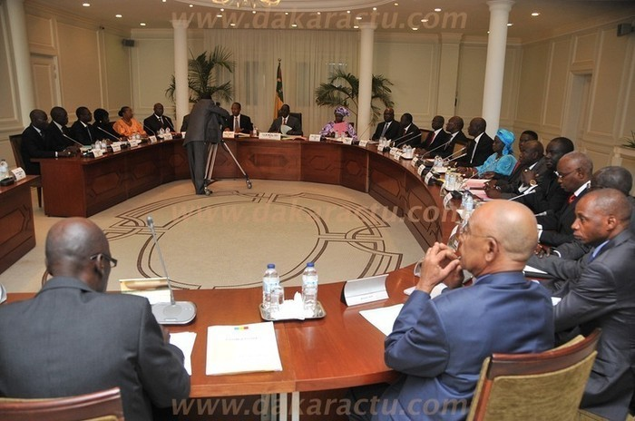 Sénégal : Le communiqué du Conseil des ministres du 21 Février 2013