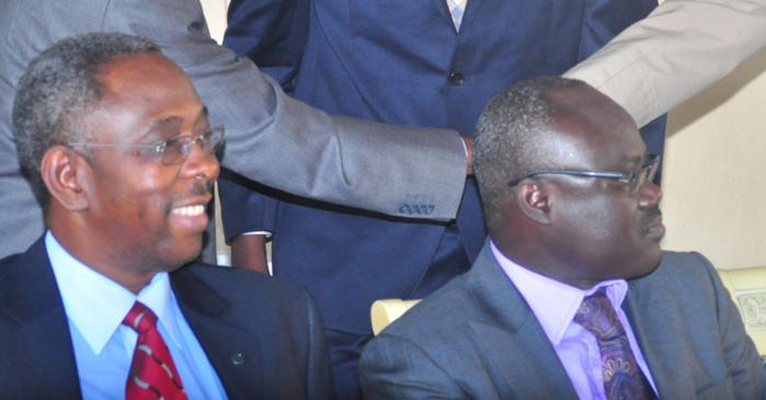 L 39 ancien directeur des elections thi ndella fall et son - Bureau du directeur general des elections ...