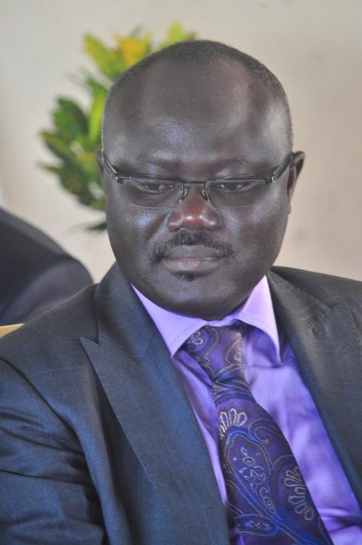 L'ancien Directeur des Elections, Thiéndella Fall et son successeur Oumar Top