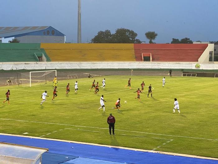Préliminaires Coupe CAF : Mauvaise opération pour le Jaraaf qui s'incline à domicile, devant San Pedro.