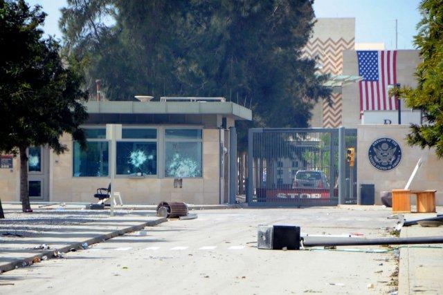 Les véritables raisons d'une alerte à la bombe de l'Us Embassy