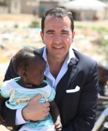 Loul Séssène va bientôt étrenner son hôpital, grâce à Dominique Roviero