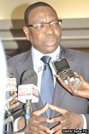 """Mankeur Ndiaye : """"Notre image s'est renforcée avec l'arrivée de Macky Sall"""""""