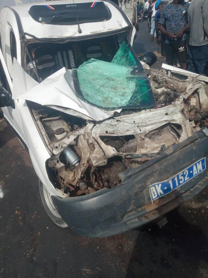 Accident sur l'autoroute à péage : une personne décède
