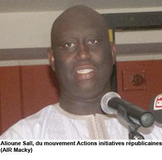 AIR Macky veut contribuer à l'élaboration des politiques de développement