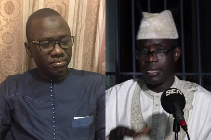 APR AU BAOL / MANAR désavoue Imam Sall et lui sert une lettre d'avertissement après ses attaques contre le ministre Dame Diop.