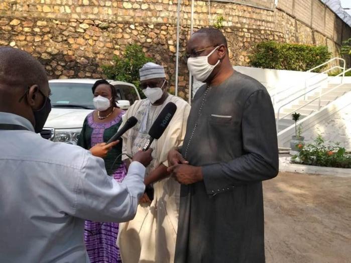 Centrafrique / Mankeur Ndiaye : «Les assaillants ont brûlé du matériel de vote et les tirs sont nourris à l'intérieur du pays»