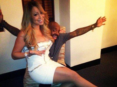 Mariah Carey : renversante pour le concert anniversaire d'un grand label de rap !