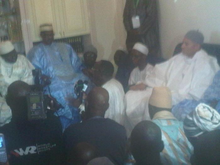Al Amine demande à Macky « De libérer Karim Wade »