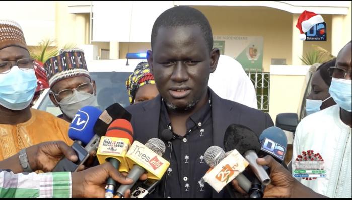Ngoundiane : La municipalité acquiert un 2e corbillard et une 5e ambulance pour la population.
