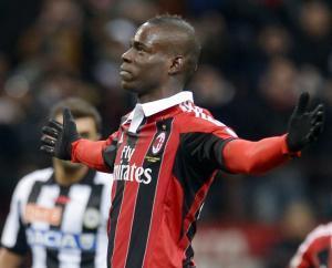 Inter-Milan AC : Balotelli victime de racisme