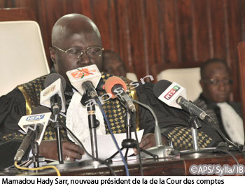 Cour des comptes : le nouveau président décline son action en quatre priorités