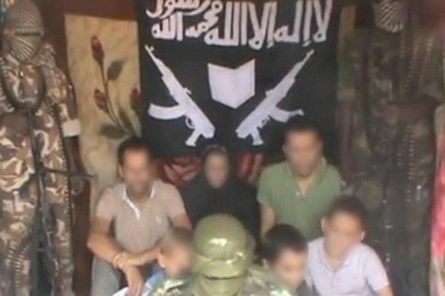 Une vidéo des otages français sur YouTube