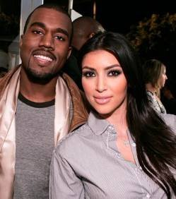 Kim Kardashian et Kanye West : Les futurs parents atte