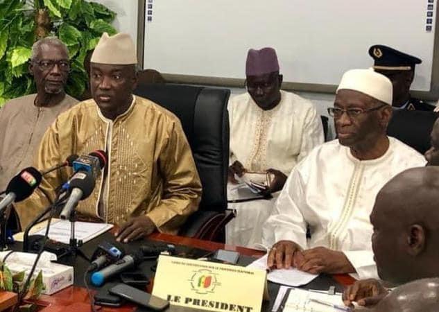 Décès du Général Mamadou Niang : « Un homme généreux dont j'ai souvent bénéficié des conseils dans mes fonctions » (Aly Ngouille Ndiaye)