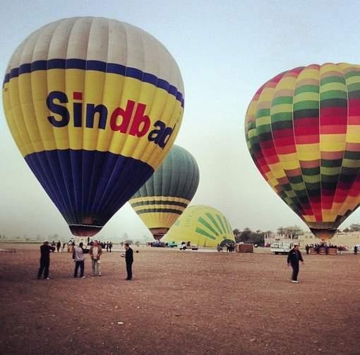 Crash d'une montgolfière à Louxor : 19 touristes tués