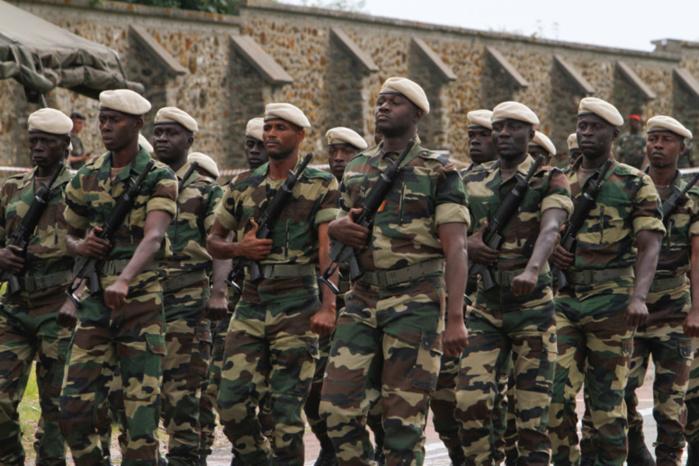 Armes saisies sur des jihadistes à Gao : la gendarmerie sénégalaise s'explique