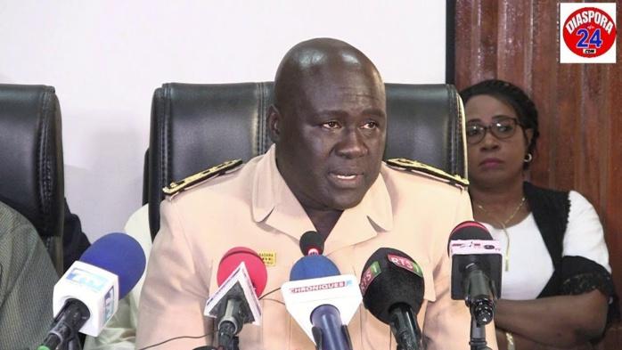 Réveillon du 31 décembre : «Pas de rassemblement dans les lieux habituels, pas de soirée dansante, les restos sont autorisés à fonctionner jusqu'à minuit» (Alioune Badara Samb, préfet de Dakar)