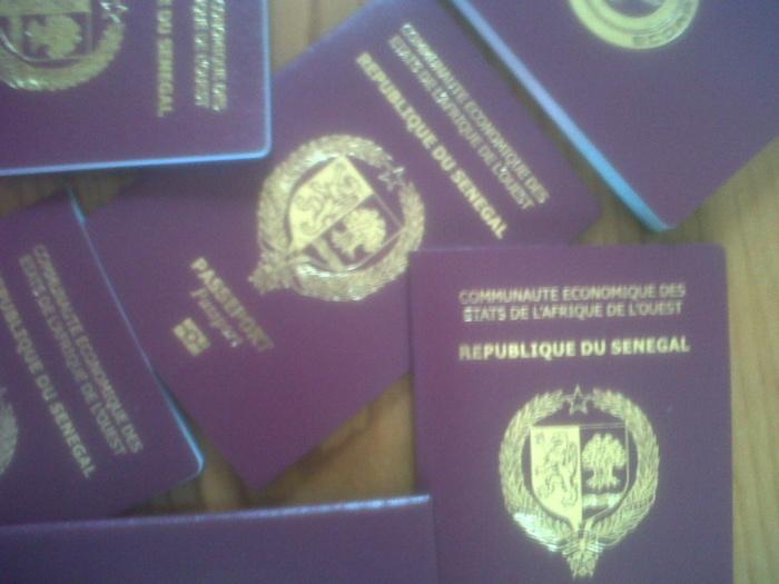 Espagne : Campagne de production de passeports biométriques.