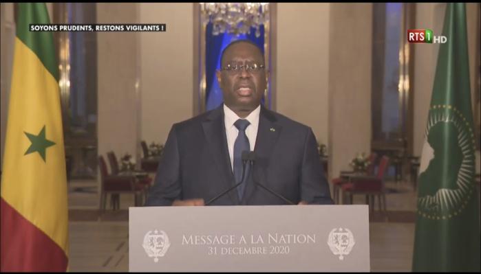 Covid-19 : Le Sénégal sauvé de la récession par ''un hivernage pluvieux'' (Macky Sall)