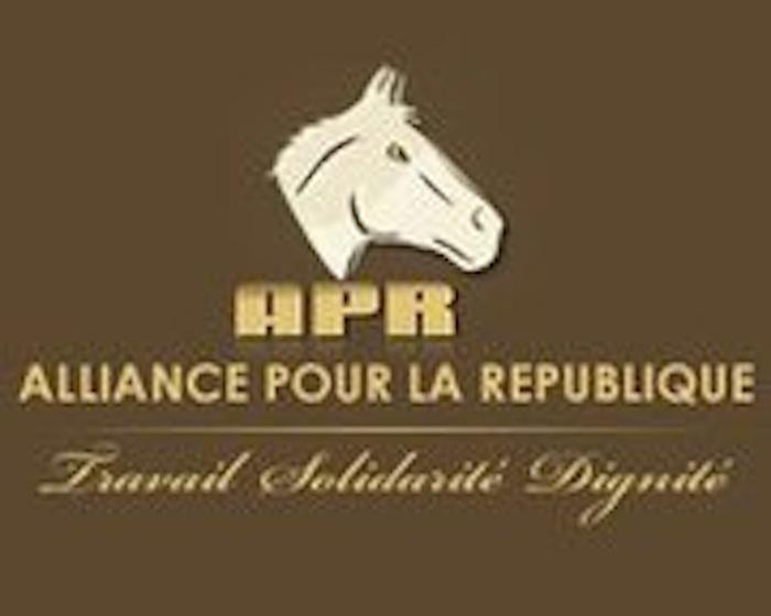 COMMUNIQUE DE PRESSE: SECRETARIAT POLITIQUE DE L'ALLIANCE POUR LA REPUBLIQUE (APR)
