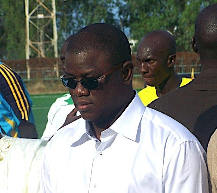 Abdoulaye Baldé a reçu sa notification d'interdiction de sortie du territoire