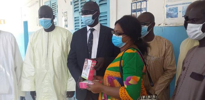 Kaolack : Le comité de développement sanitaire du district de Kaolack rend un vibrant hommage à feu Amadou Mactar Gaye...