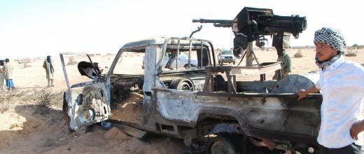 Exclusif : premières images de l'attentat-suicide à Kidal
