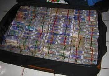 Blanchiment d'argent en 2010 : La Centif retrace 1 120 milliards