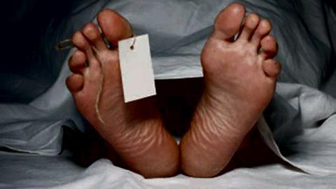 TOUBA / Découverte macabre...Un homme s'attache une ceinture au cou