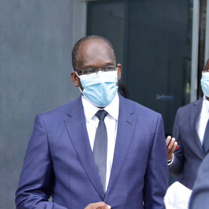 Abdoulaye Diouf Sarr, ministre de la Santé : « Se remettre dans l'écosystème de la riposte »
